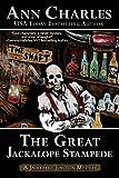 The Great Jackalope Stampede (Jackrabbit Junction Humorous Mystery Book 3)