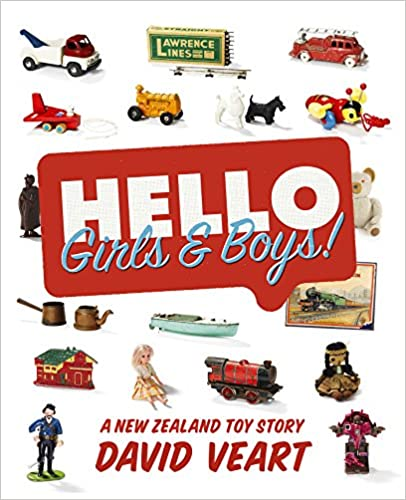 Libros en inglés gratis para descargar en pdf. Hello Girls and Boys!: A New Zealand Toy Story PDF
