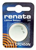 Coin Cell Battery 3V 24.5 x 5.0mm 540mAh (50 pieces)