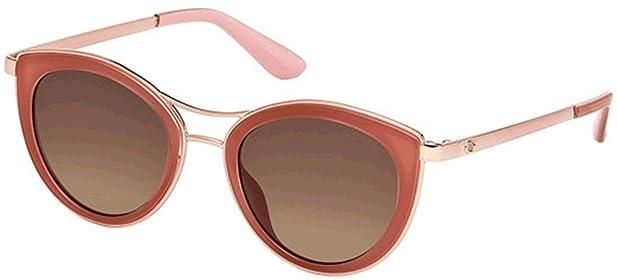 Guess GU7490 Sonnenbrille Rosa 72F 51mm Ykxwj1