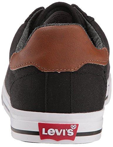 Levis Heren Lodi Ct Cvs Sneaker Zwart