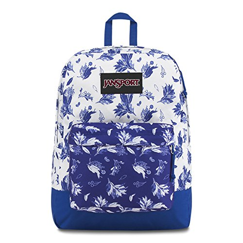 JanSport Black Label Superbreak Backpack - Botanical - Classic, -
