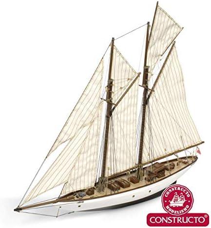 Constructo 80710 Modell Schiff Kit altaïr Maßstab: 1: 67