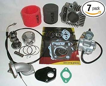 88cc Stage 2 Big Bore Kit - Fits 1992-1999 Honda Z50 & 2000+ Honda XR50,  CRF50 Models [4447]