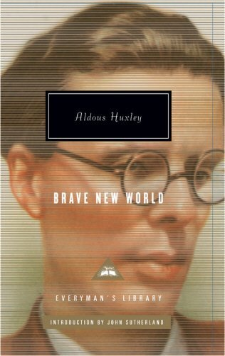 Brave New World (Everyman's Library CLASSICS) by Aldous Huxley (2013-09-27)