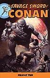 Savage Sword of Conan Volume 2