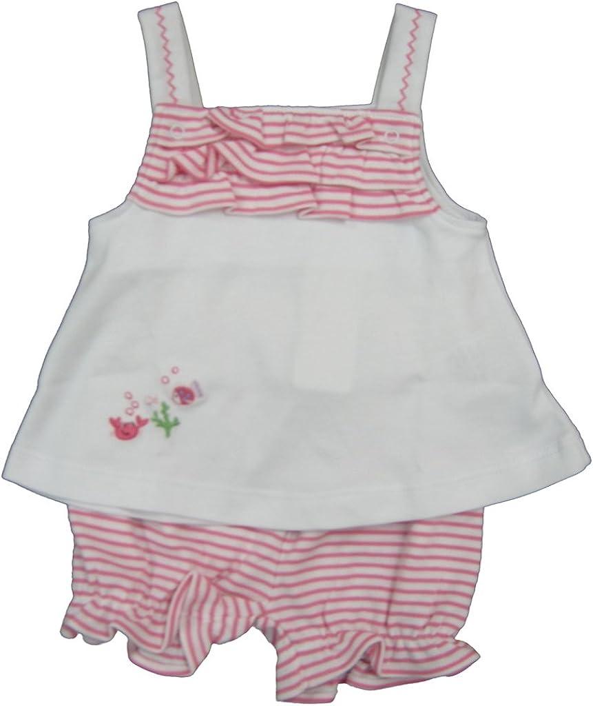 Kissy Kissy Baby-Girls Infant Sea Wonder Sunsuit