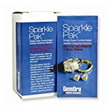 GemOro Pkg/12 Sparkle Pak for 1/1.5 Pint Ultrasonic Cleaner