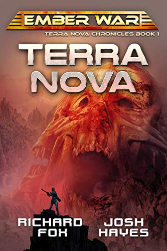 Terra Nova (The Terra Nova Chronicles Book 1)