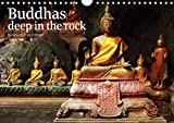 Buddhas deep in the rock 2020: Mysterious looking Buddha cave in central Thailand (Calvendo Places)
