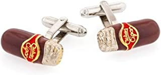product image for JJ Weston Cigar Cufflinks. Made in The USA.
