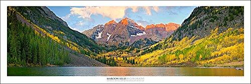 (Rocky Mountains | Maroon Bells)
