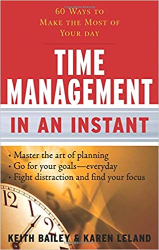 Time Management Book