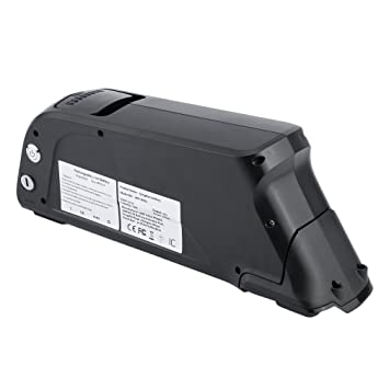 Radsport 36V-10AH Li-Ion E-Bike Batterie mit Ladegerät und USB Anschluss für Laden