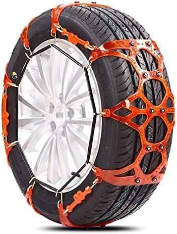 タイヤチェーン オールシーズンアンチスキッドチェーン - 事故とロードトリップ - 乗用車、ピックアップ、とSUVのために (Color : K8)