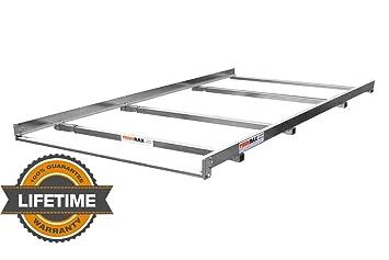 Cruz 909-254 Heavy Duty Comercial Van Roof Rack,200x126 in Size,Complete Kit