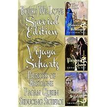 "Vijaya Schartz Special Edition ""Curse of the Lost Isle series"""
