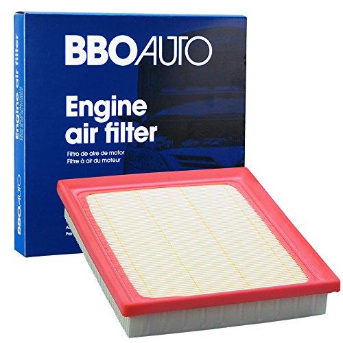 BBO AUTO BCA10741 Engine Air Filter - Fits Toyota Prius | Lexus CT200h (CA10741 REPLACEMENT)
