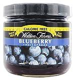 Walden Farms Blueberry Fruit Spread, 12 Ounce