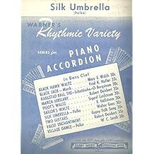 Silk Umbrella (Warner's Rhythmic Variety Series for Piano Accordion)