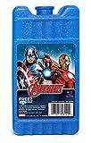 Lifoam Freez Pak Marvel Avengers Reusable Ice Pack, Mini, Dark Blue