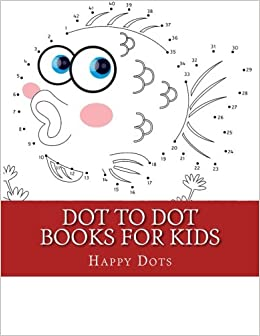 Dot To Dot Books For Kids Connect The Dots Puzzles From 25 100 Dots