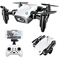 Beyondsky S9HW Mini WIFI Pocket Drone with HD Camera