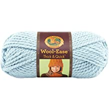 Lion  640-307 Wool-Ease Thick & Quick Yarn , 97 Meters, Mystical