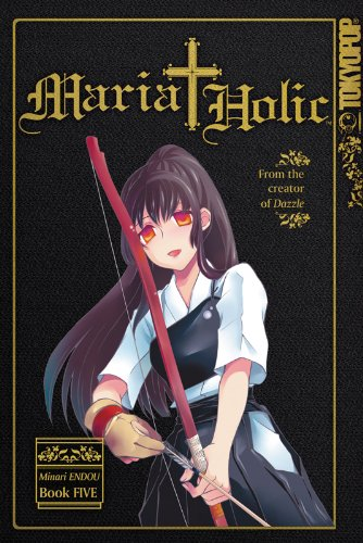 Read Online Maria Holic Volume 5 ebook