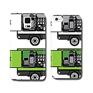 Generator trailer vector cell phone cover case Samsung S6
