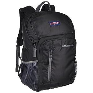 JanSport Impulse Laptop Backpack (Black Triangle Dobby)