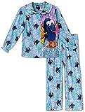 Disney Pixar Finding Dory Girls 2 Piece Pajama Coat Set, Toddlers Size 5T