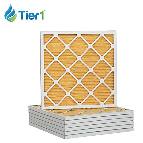 [해외]14x14x1 울트라 알레르겐 Merv 11 Pleated Replacement AC Furnace 에어 필터 (6 팩)/14x14x1 Ultra Allergen Merv 11 Pleated Replacement AC