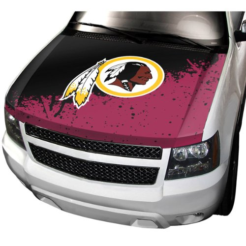 NFL Washington Redskins Auto Hood Cover