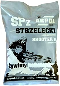 Polish MRE For Sniper Army Ration Meal Ready To Eat Emergency Food Supplies Genuine Military (Menu 2)