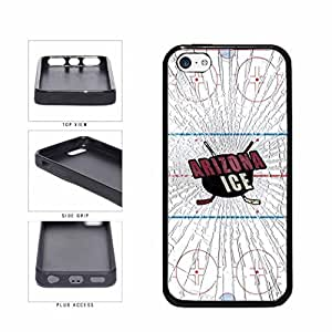Diy iphone 5 5s case Arizona Ice TPU RUBBER SILICONE Phone Case Back Cover Apple iPhone 5 5S