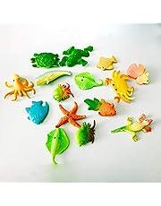 Hidrogel - Animales Que Crecen con Agua. 10 Unidades