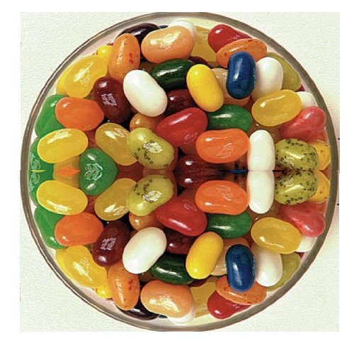 Jelly Flavors Fruit Bowl (Jelly Belly Jelly Beans, Fruit Bowl Flavors, 10-Pound Box)