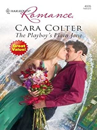 book cover of The Playboy\'s Plain Jane