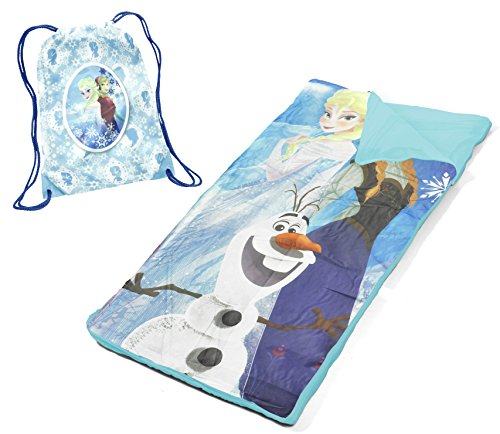 Disney Frozen Slumber Set (Disney Princess Slumber Bag)