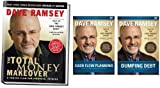 img - for The Total Money Makeover: A Proven Plan for Financial Success (with 2 Financial Peace University DVDs - Dumping Debt & Cash Flow Planning) book / textbook / text book