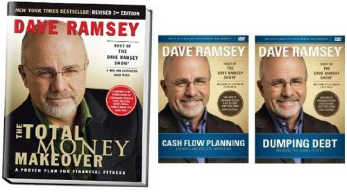 The Total Money Makeover: A Proven Plan for Financial Success (with 2 Financial Peace University DVDs - Dumping Debt & Cash Flow Planning)