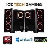 Custom Built Gaming Desktop PC AMD FX 6 core Nvidia GeForce GTX 1060