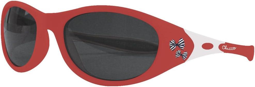 Gafas de sol 24 m+ Chicco Comedy color rojo