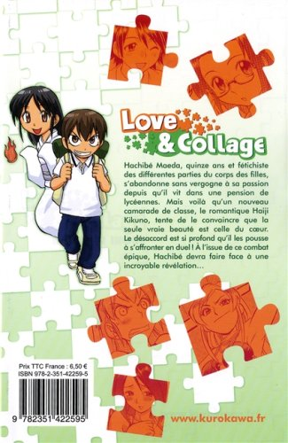 love & collage t.3