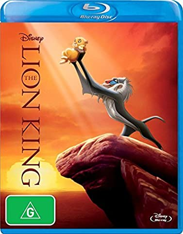 The Lion King [Blu-ray] (The Lion King 3d Blu Ray)