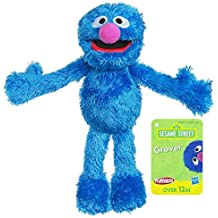 Sesame Street Plush Grover, 9 Inch