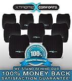 Xtreme Comforts Memory Foam Back Support Cushion