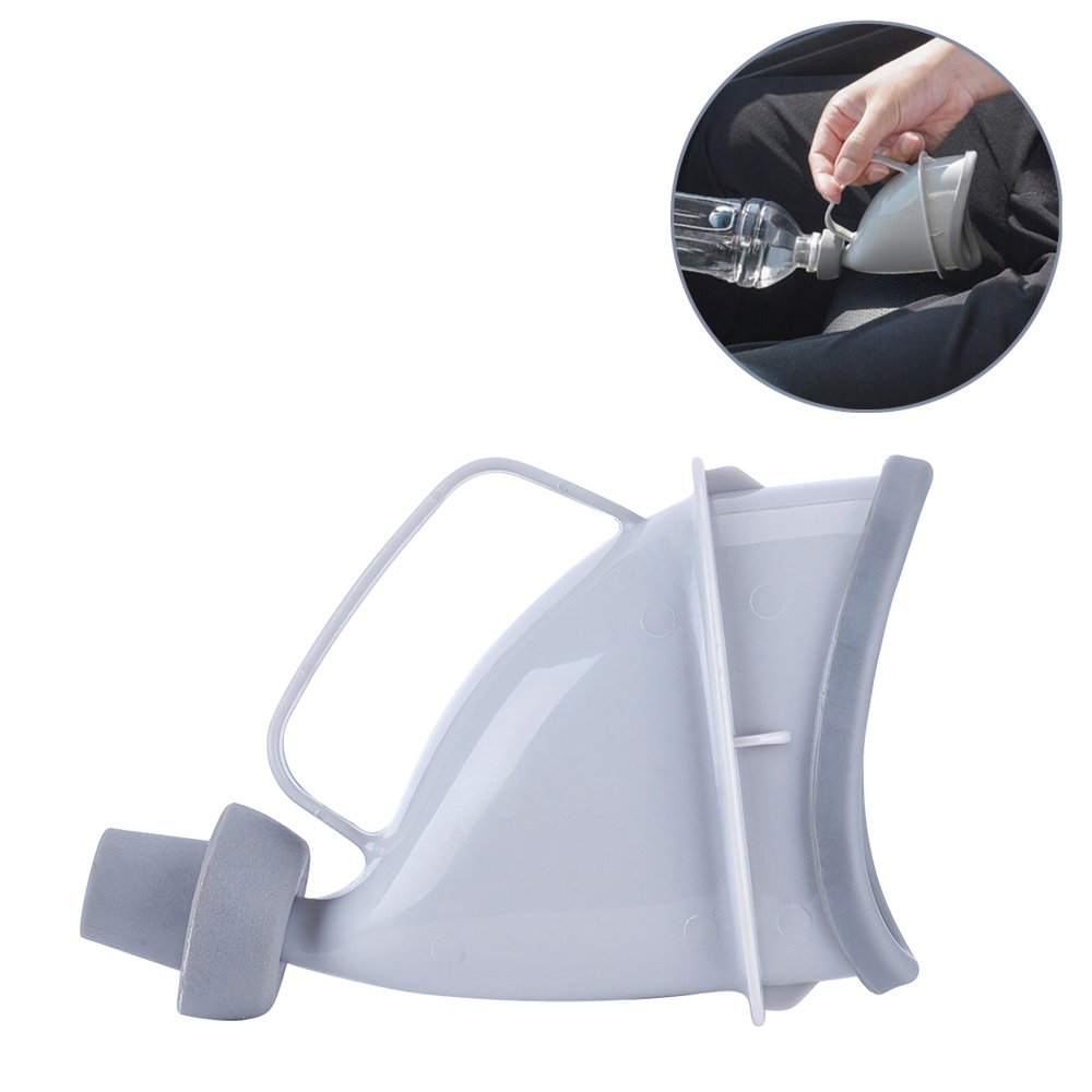 B076WXKHMZ ATMOMO Portable Toddlers Baby Potty Training Urinal Pee Pot Toilet Car Travel Pee Emergency Toilet for Kid 510zKNsEGCL