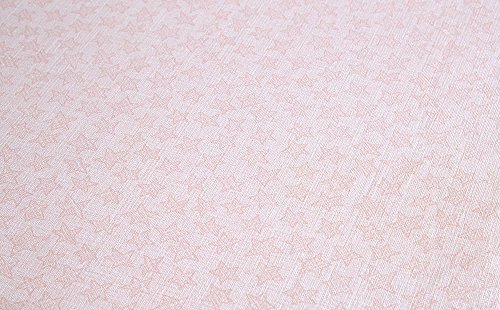 Safety 1st Heavenly Dreams Stars a Plenty Baby Mattress, Light Pink
